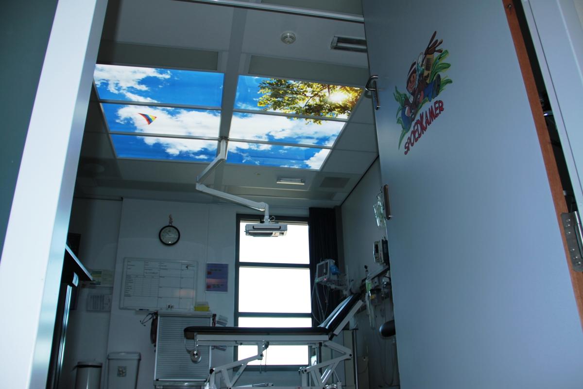 Panneaux LED ultrafins médical